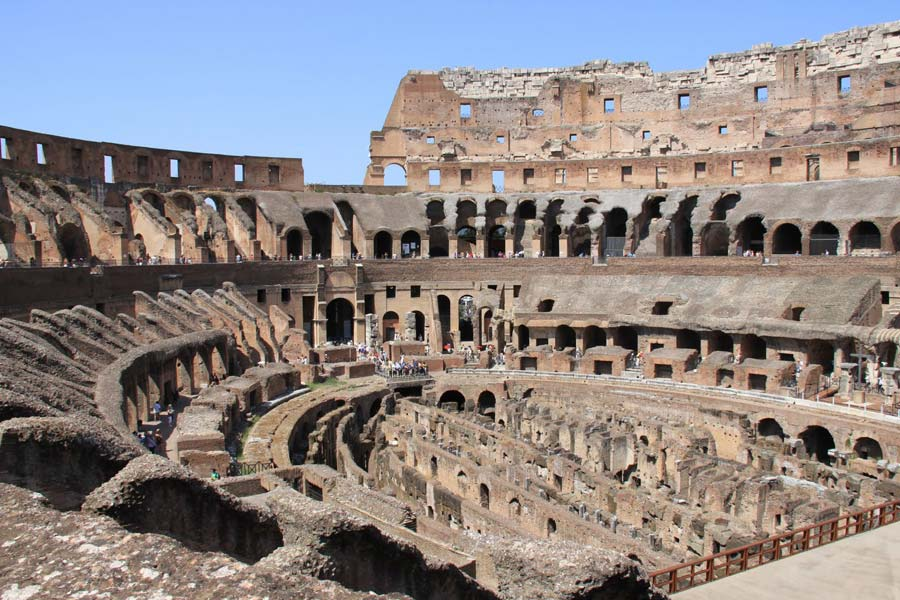 an analysis of the negative aspects of life in ancient rome But as far ahead of the curve as they were with architecture and city planning, they were equally as far behind in other aspects of life enjoy these 10 crazy facts about life in ancient rome pay your urine tax.