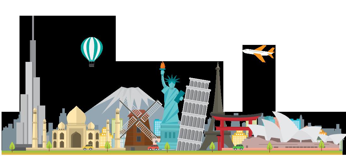 Organizzazione viaggi in Italia e nel mondo